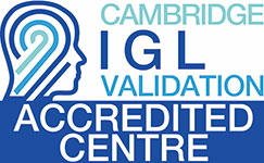 IGL Accredited Centre Logo
